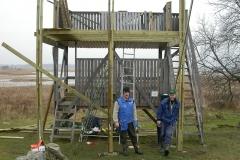 Utbyggnad-av-fågeltornet-höst-2005